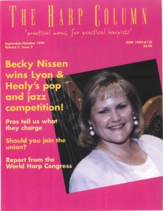 September-October 1999; Becky Nissen
