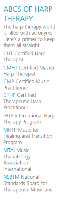ABCs of Harp Therapy