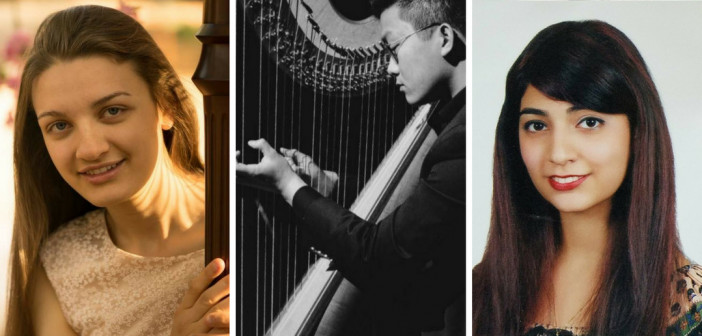 American Harp Society announces 2020 competition repertoire